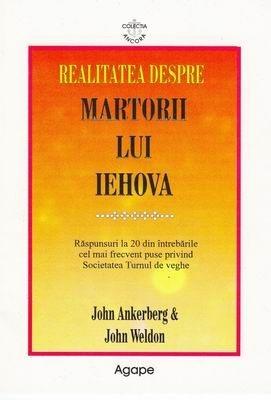 Realitatea despre martorii lui Iehova (SC)