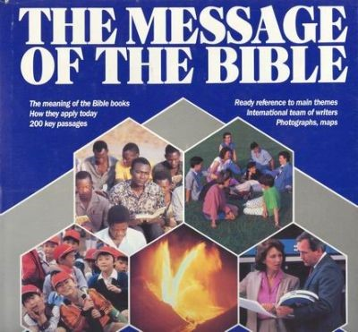 The Message of the Bible (hb)