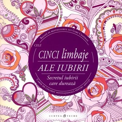 Carte de colorat - Cele cinci limbaje ale iubirii (SC)
