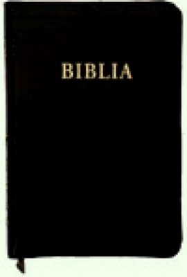 Biblia - format foarte mare, coperta piele, cu fermoar (piele)