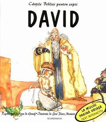 Cărţile Bibliei pentru copii - David