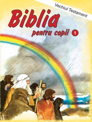 Biblia pentru copii. Vechiul Testament (HB)