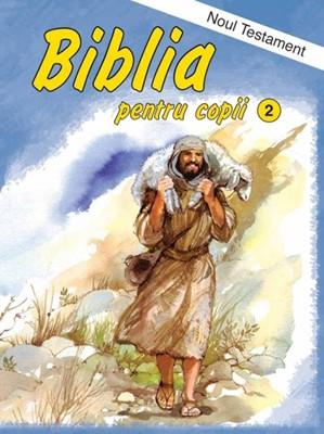 Biblia pentru copii - Noul Testament (HB)
