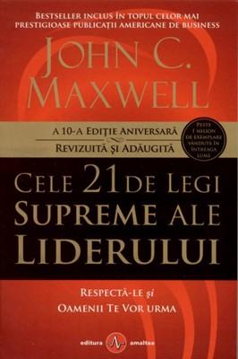 Cele 21 de legi supreme ale liderului (SC)