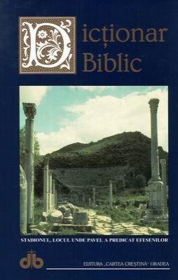 Dicţionar Biblic (HB+EC)