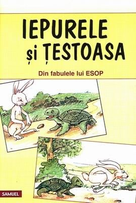 Iepurele şi ţestoasa - din fabulele lui Esop (SC)