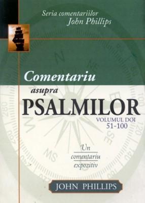 Comentariu asupra Psalmilor, vol. 2 (SC)