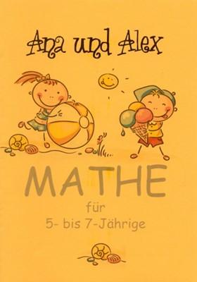Ana und Alex. mathe fur 5-bis 7-Jahrige (SC)