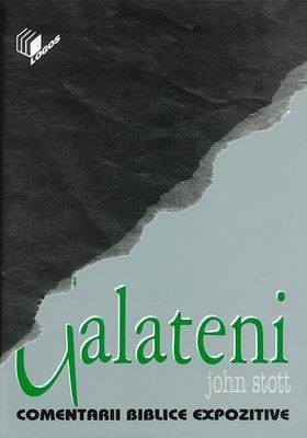 Galateni (Comentarii biblice expozitive) (Hardback with Extra Cover)
