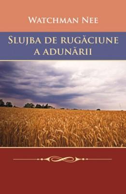 Slujba de rugăciune a adunării (paperback)
