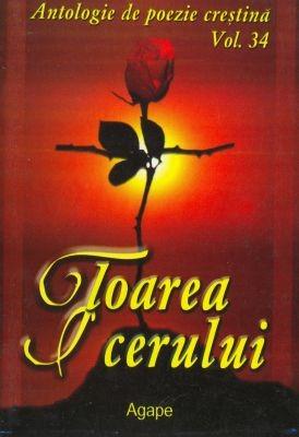 Floarea cerului - Antologie de poezie creştină vol. 34 (SC)