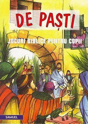 De Paşti: Jocuri Biblice Pentru Copii (Paperback)