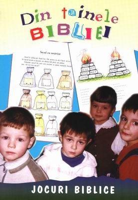 Din tainele Bibliei - Jocuri Biblice