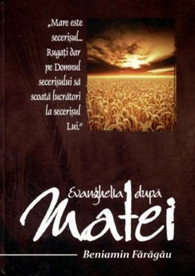 Evanghelia după Matei (editia 3) (SC)