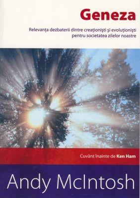 Geneza - Revelanţa dezbaterii dintre credinciosi si evolutionisti (SC)