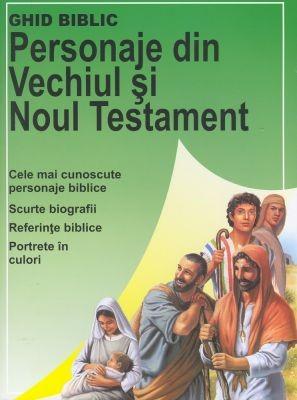 Personaje din Vechiul şi Noul Testament (sc)
