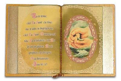 Carte decorativă mare - Isaia 41:10