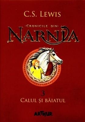 Cronicile din Narnia - Calul şi băiatul, vol. 3