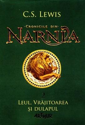 Cronicile din Narnia - Dulapul, leul şi vrăjitoarea, vol. 2