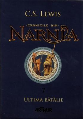 Cronicile din Narnia - Ultima bătălie, vol. 7 (SC)