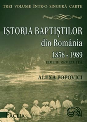 Istoria Baptiştilor din România 1856-1989