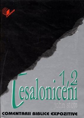 1, 2 Tesaloniceni (Comentarii biblice expozitive) (Hardback)