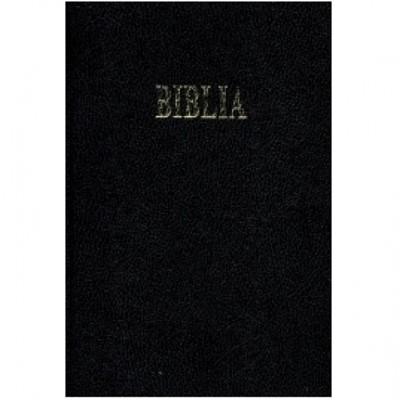 Biblia GBV - Bucureşti, 2001 - aurită, copertă piele