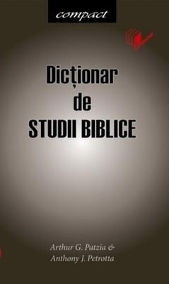 Dicţionar de studii Biblice
