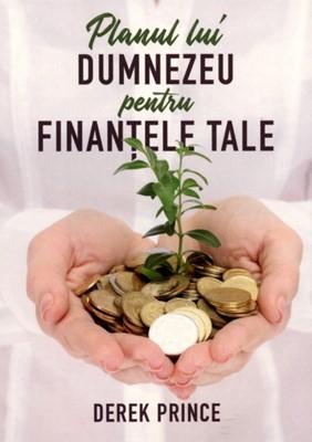 Planul lui Dumnezeu pentru finanţele tale (paperback)