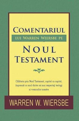 Comentariul lui Warren Wiersbe pe Noul Testament