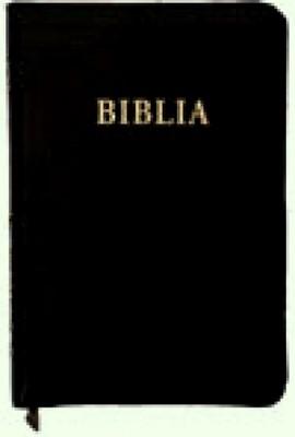 Biblia - format mic, coperta piele, cu fermoar