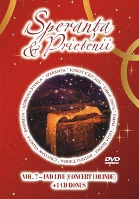 Speranţa şi prietenii - vol. 7 (1 DVD + 1 CD Bonus)