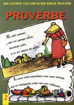Noi cuvinte căutăm - Proverbe