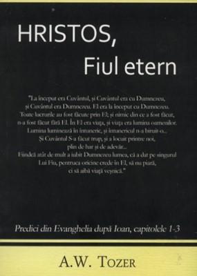 Hristos, Fiul etern (paperback)