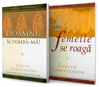 (OFERTA SĂPTĂMÂNII) 2 cărți la preț de 1 - Doamne schimbă-mă și Ce se întâmplă când femeile se roagă