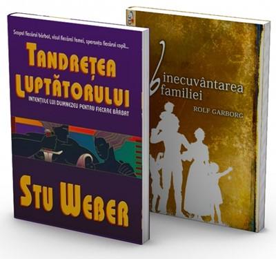 OFERTA SAPTAMANII: Două cărți pentru familie la preț de una - Tandrețea Luptătorului și Binecuvântarea familiei