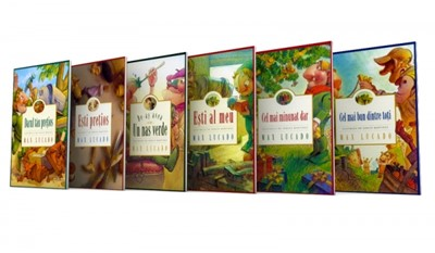 Set de carti - Max Lucado pentru copii