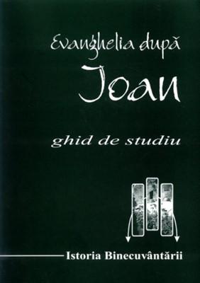 Evanghelia după Ioan - ghid de studiu (SC)