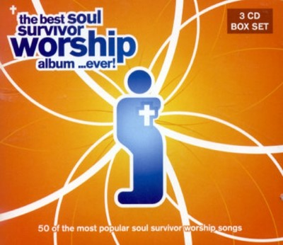 The best soul survivor worship album - 3 CD