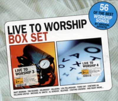 Live To worship box set 3+4