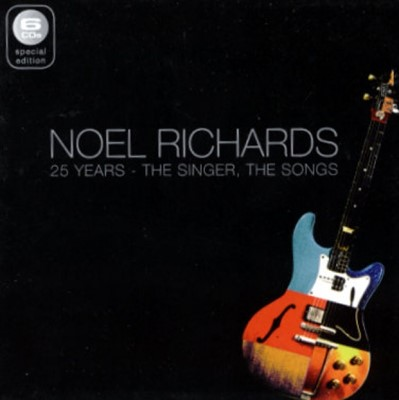 Noel Richards: 25 Years  The singer, The songs