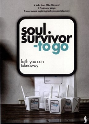 Soul survivor, to go faith you can takeaway