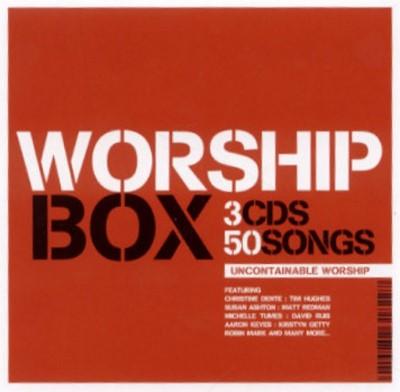 Worship box: 3CDs  50 Songs