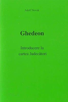 Ghedeon - Introducere la cartea Judecători
