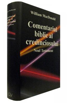 Comentariul biblic al credinciosului - Noul Testament (HB+DC)