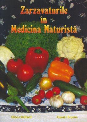Zarzavaturile în medicina naturistă (SC)