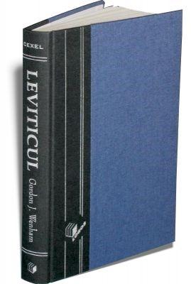 Leviticul - Comantariu exegetic (cartonata)
