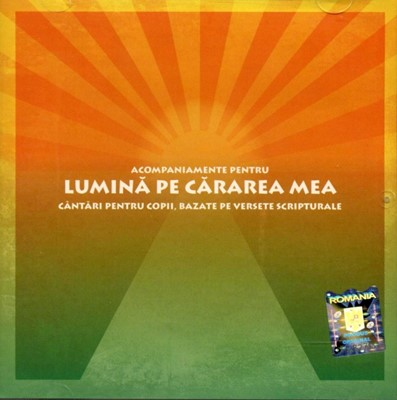 CD - Lumină pe cărarea mea - Acompaniamente