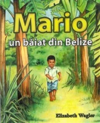 Mario - un băiat din Belize