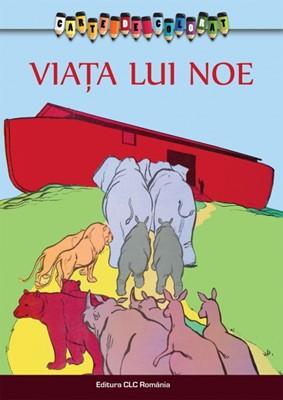Carte de colorat. Viaţa lui Noe